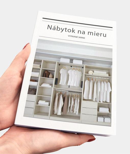 E-book nábytok na mieru